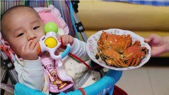 哪些宝宝不宜吃螃蟹?