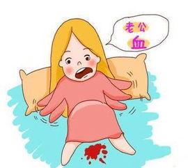 孕妇见红的症状有哪些?插图1