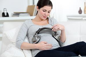 孕期肚皮出现这些变化是正常的